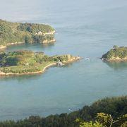 海にぽっかり村上水軍の島