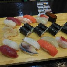 岩内の寿司屋