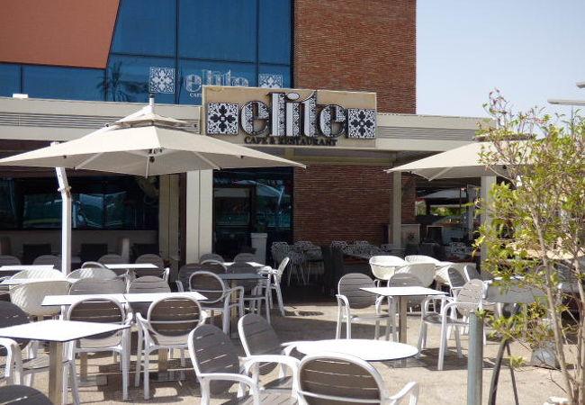 エリート カフェ