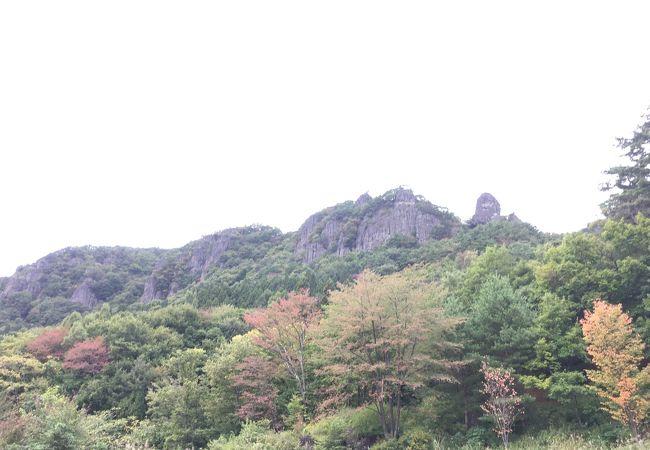 霊山県立自然公園