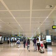 マラガ空港