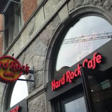 ハードロックカフェ コペンハーゲン