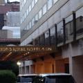 やはり閉館するようです。昔は京都ホテルと肩を並べるホテルでしたが。