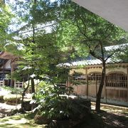 永平寺の聖地です