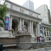ニューヨーク市立図書館【New York Public Library】(ニューヨーク)