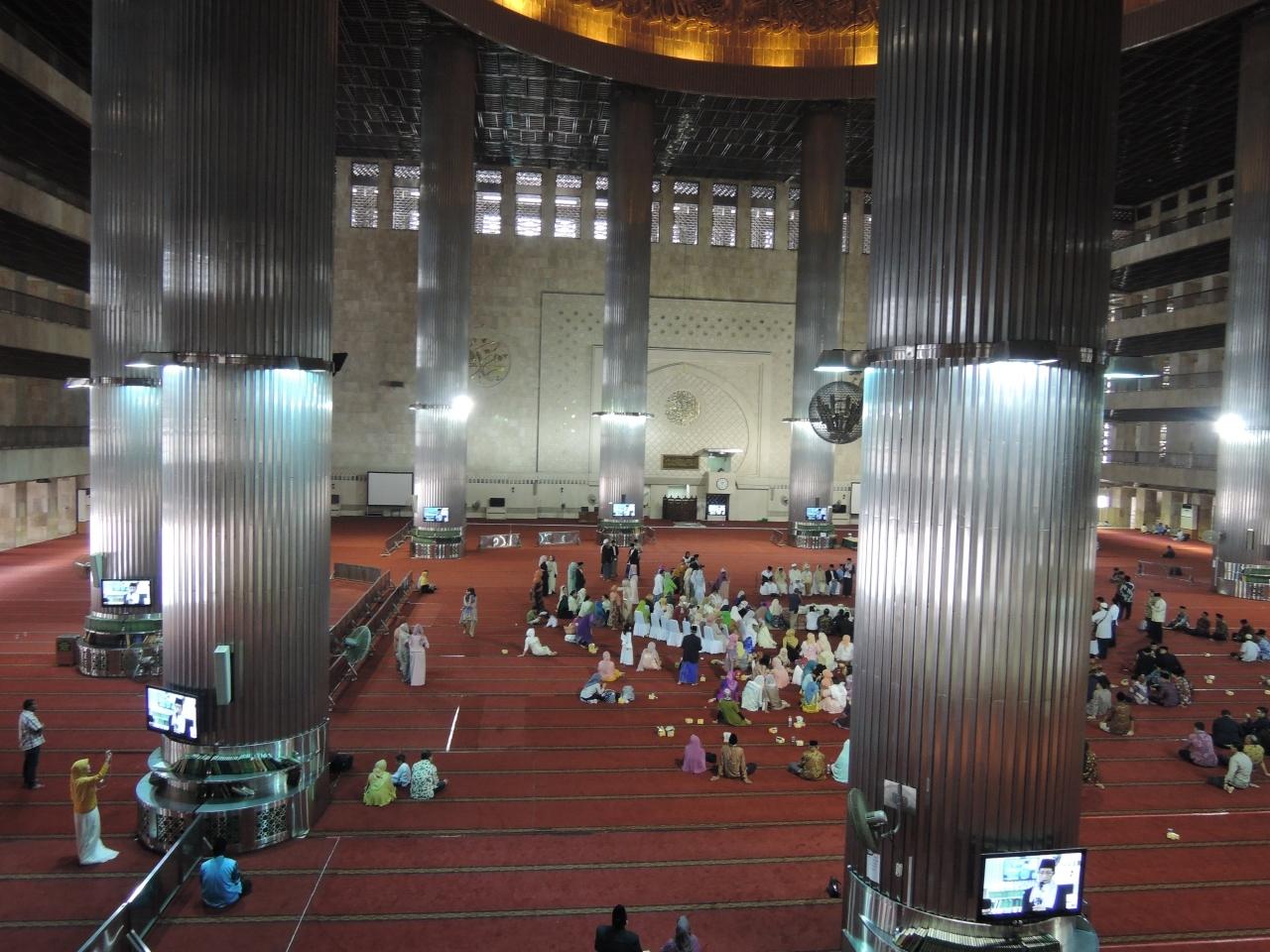 イスティクラルモスク