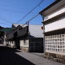 佐川町上町地区