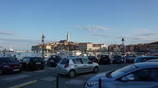 【ロヴィニ】旧市街が綺麗に撮れる場所