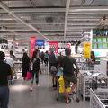 写真:IKEA (バンナー店)