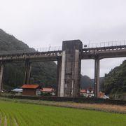 天空の駅とも呼ばれている駅です。
