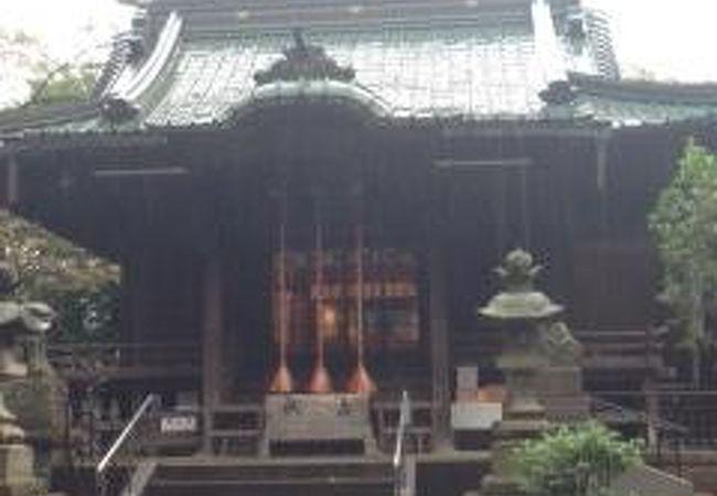 狭山 八幡神社