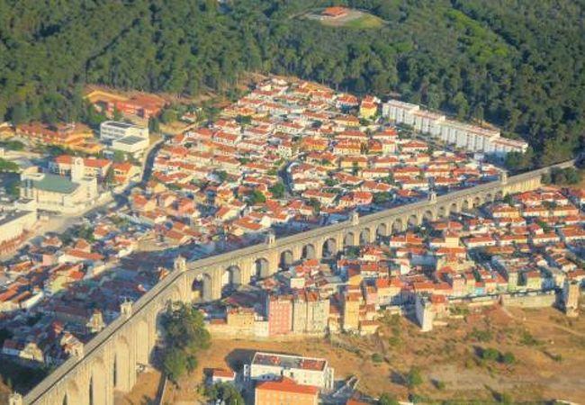 アグアス・リブレス水道橋