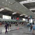 きれいな国際空港
