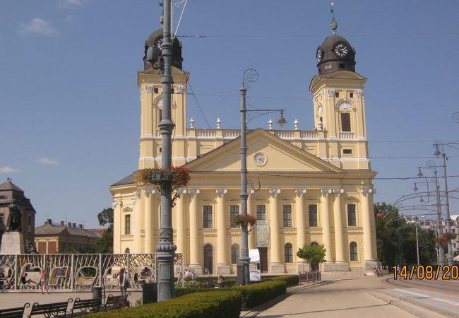カルヴァン派大教会