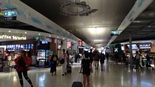 スワンナプーム国際空港 レストラン街