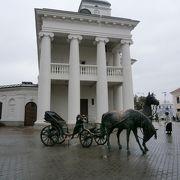 再建された旧市庁舎