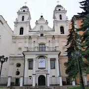 優美な雰囲気の教会
