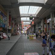 熊本市のメインストリート