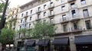 アレクサンドラ バルセロナ ホテル キュリオ コレクション バイ ヒルトン