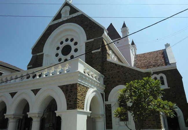イギリス風教会