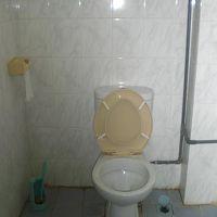 さくらタワーホテルのトイレ区画です。掃除が行き届いています