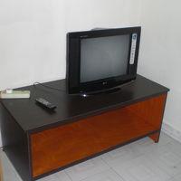 さくらタワーホテルの客室のテレビです。フラットタイプです。