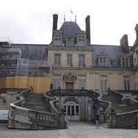 フォンテーヌブローの宮殿と庭園