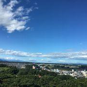 東京スカイツリーが見えた!