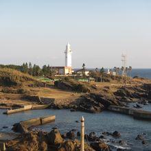 野島崎灯台です