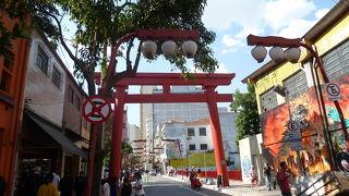 昔は日本人街