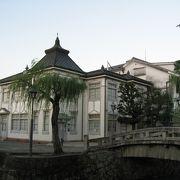 倉敷美観地区の中心的観光案内所