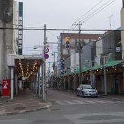 駅近の食品スーパー