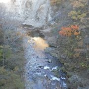 秋保大滝よりさらに奥にあります