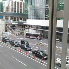 渋谷駅外観です