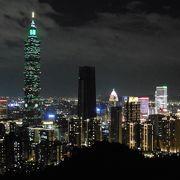 台北の夜景ならココ