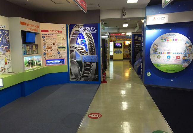 大阪科学技術館
