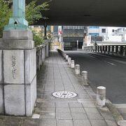 東横堀川に架かる橋