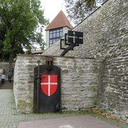 デンマーク国旗発祥の場所