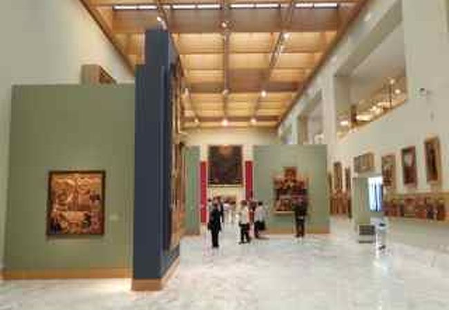 バレンシア美術館
