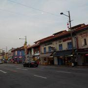 リトル・インディアのメインストリート