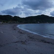 琴ヶ浜海水浴場