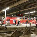 典型的なヨーロッパの終着駅