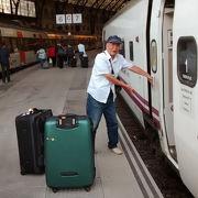 世界有数の観光立国スペインに恥じない鉄道です!