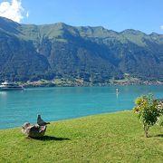スイスのブリエンツ湖【スイス情報.com】