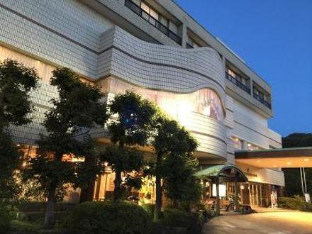 美作三湯 湯郷温泉 湯郷グランドホテル 写真