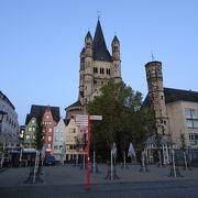 中世のお城のような教会