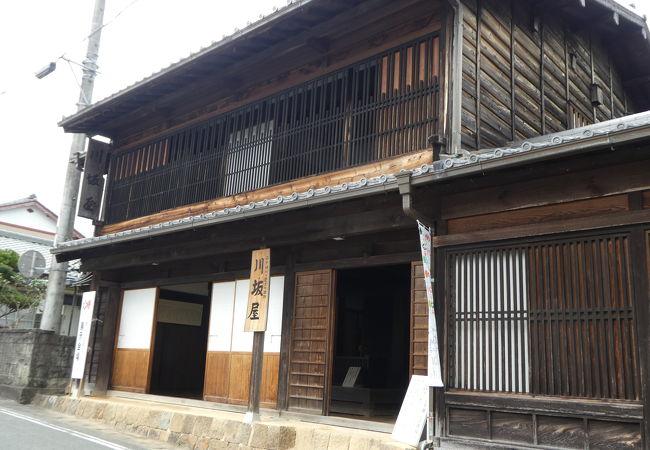 江戸時代の旅籠屋