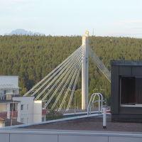 木こりのロウソク橋