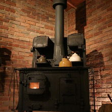 あったか暖炉