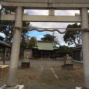 社家の神社